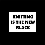 Knitting Is The New Black