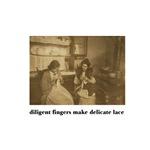 Lace Making - Diligent fingers