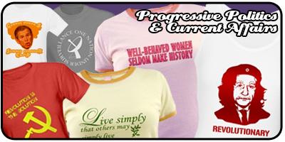 Progressive, political, and current affairs