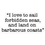 Forbidden Seas