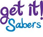 Get it! Sabers
