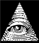 Eye of Providence White