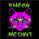 Check Meowt Hipster Variant Pink