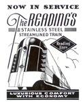 Reading Crusader Streamliner 1937