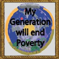 My generation will end poverty