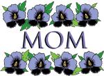 Mom in Flowers