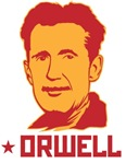 Orwell 1984 Red