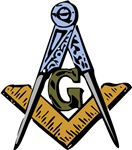 Masonic Square and Compass #60