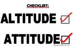 ALTITUDE-check! ATTITUDE-check!