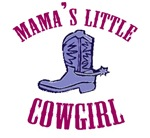 MAMA'S LITTLE COWGIRL