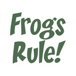 frogs rule!