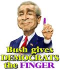 Bush Finger