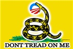 Gadsden Strikes Obama Logo