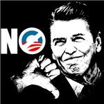 Reagan - NO!
