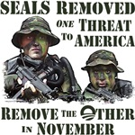 Seals Removed One Threat