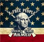 Washington Gun Quote