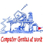 REK - Computer Genius