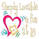 Lovable 18th