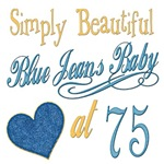 Blue Jeans 75th