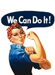 Rosie's We can Do It!