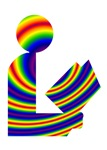 Rainbow Library Logo