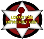 Library Fine Enforcement Agent