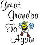 Great Grandpa To Bee Again
