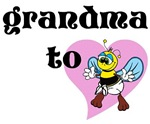 Heart Gandma To Bee