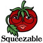 Squeezable Baby Tomato