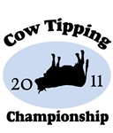 Cow Tipping Championship 2011