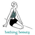 Bathing Beauty Blue