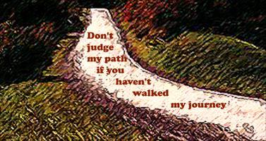 Don't Judge My Path