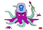 The Clumsy Octopus