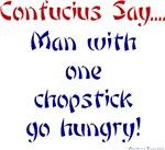 One Chopstick