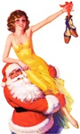 Santa's Hot Number