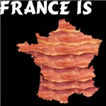 France is Bacon dark