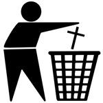 Religion in the Trash