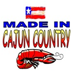 MADE IN CAJUN COUNTRY!