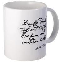 Shakespeare Coffee Mugs
