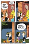 Halloween Daddy's Home Trick or Treat