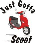 Just Gotta Scoot Red Buddy