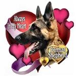 Always In My Heart German Shepherd