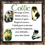 Collie Puppy Heritage Gifts