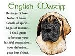 English Mastiff Puppy Gifts