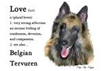 Belgian Tervuren Love Is...