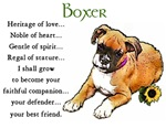 Boxer Puppy Heritage Gifts