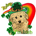Labradoodle St. Patty's Day