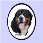 Greater Swiss Mountain Dog Art Gifts