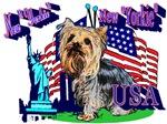 Yorkshire Terrier_ New Yorkie, New Yorkie, USA