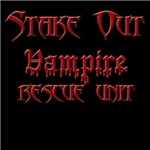 Stake Out Vampire Rescue Unit